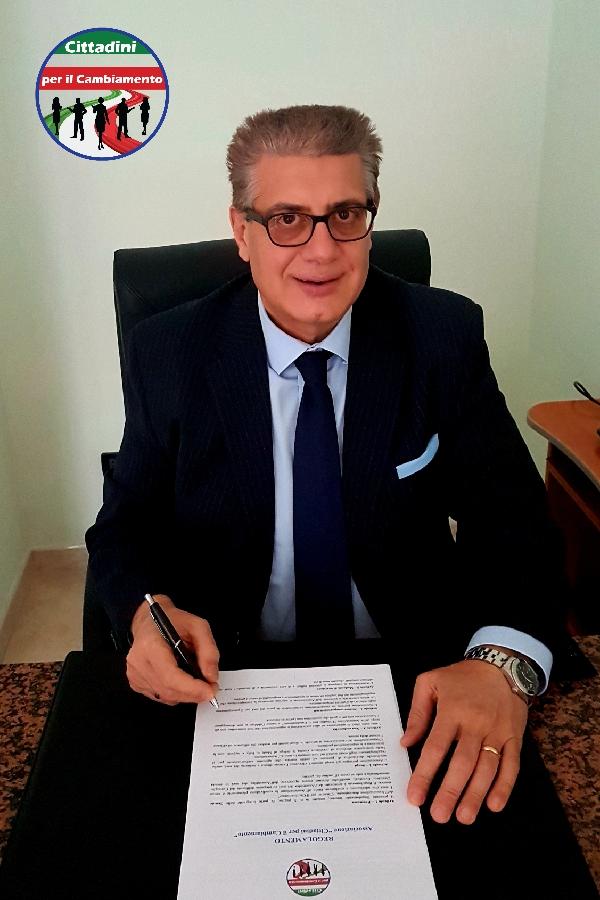 """Il Presidente Pizzimenti nomina le prime cariche istituzionali dell'Associazione Cittadini per il Cambiamento"""" 2"""