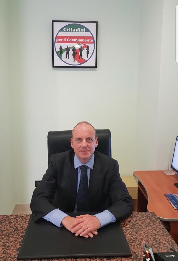 """Il Dott. Francesco Musolino è stato nominato Responsabile del Dipartimento """"Sport e tempo libero"""" dell'Associazione """"Cittadini per il Cambiamento"""" 2"""