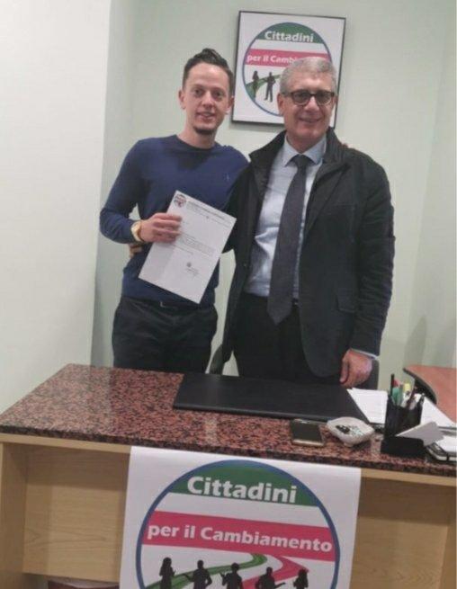 """Eugenio Cartisano e Francesca Fortugno Associazione """"Cittadini per il Cambianento"""": Giovani e Turismo binomio chiave per lo sviluppo del territorio reggino. 1"""