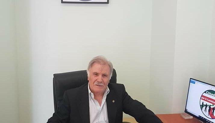 """Andrea Audino è stato nominato responsabile del Dipartimento Artistico dell'Associazione """"Cittadini per il Cambiamento"""" 1"""