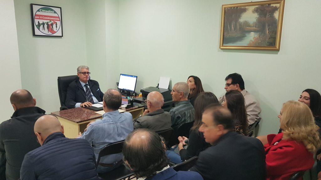 """Reggio Calabria, il Presidente dell' Associazione """"Cittadini per il Cambiamento"""" Nuccio Pizzimenti, convoca una importante riunione 4"""