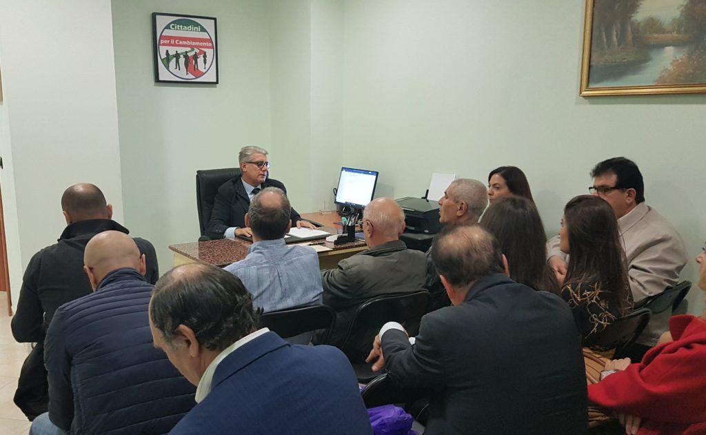 """Reggio Calabria, il Presidente dell' Associazione """"Cittadini per il Cambiamento"""" Nuccio Pizzimenti, convoca una importante riunione 5"""