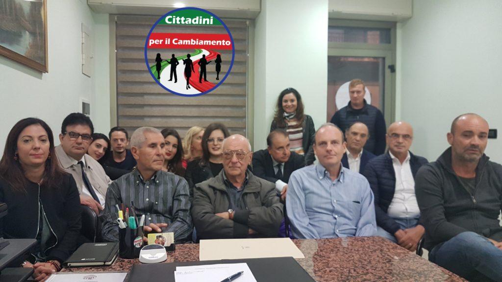 """Reggio Calabria, il Presidente dell' Associazione """"Cittadini per il Cambiamento"""" Nuccio Pizzimenti, convoca una importante riunione 2"""