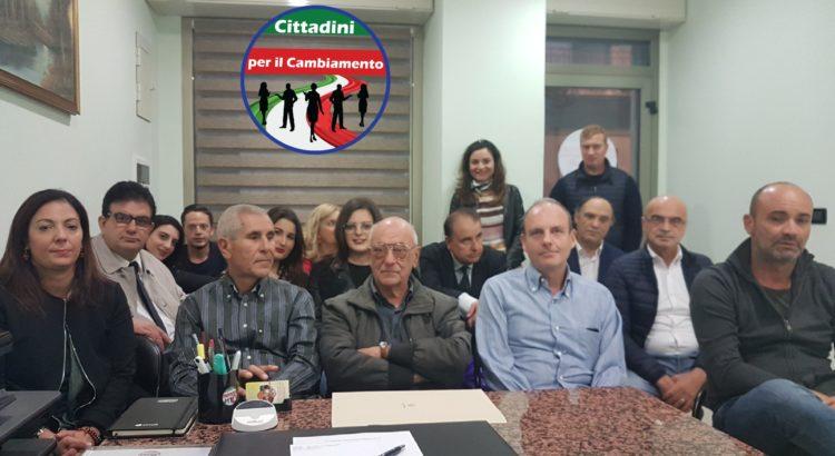 """Il Presidente Pizzimenti nomina le prime cariche istituzionali dell'Associazione Cittadini per il Cambiamento"""" 1"""