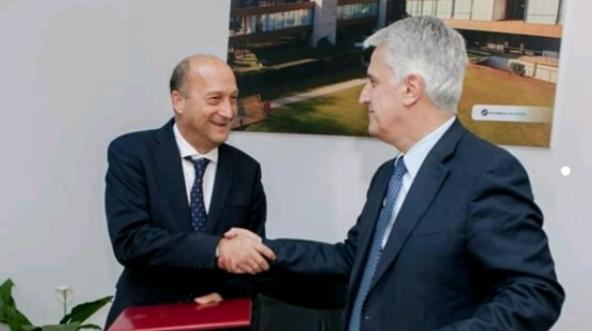 Profonda gratitudine per l'amicizia dimostrata dal popolo Albanese e dal Governo Rama 1