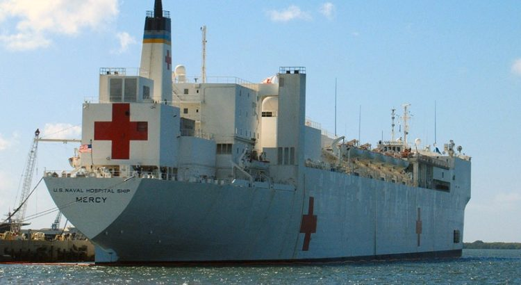 Una Nave ospedale al porto di Gioia Tauro. Idea da concretizzare. 1