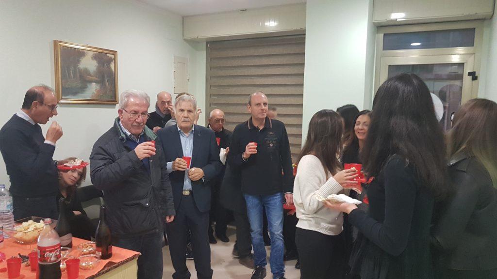 """Vicinanza ed affetto al """"nostro"""" presidente, Nuccio Pizzimenti! 3"""