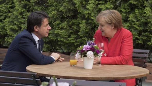 """Nuccio Pizzimenti """"Cittadini per il Cambiamento"""", la Germania dice no ai """"Coronabond"""", ma dimentica che l'Europa gli condonò il 50% del suo debito di guerra. 7"""