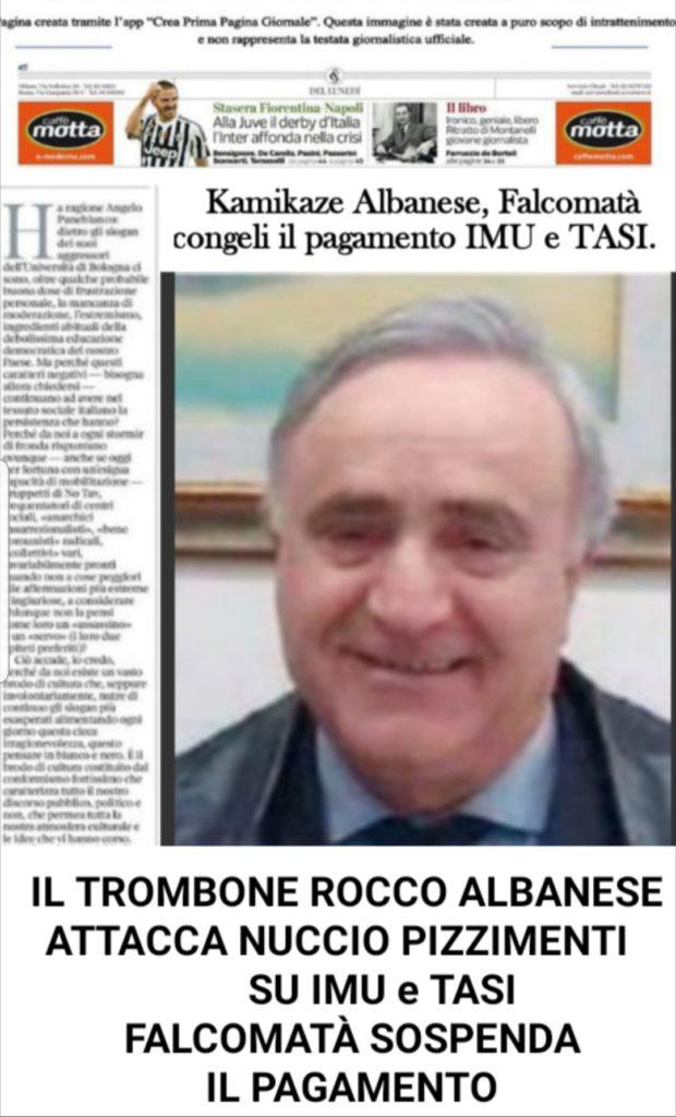 Nuccio Pizzimenti: I consiglieri Comunali del Centro-Destra del Comune di Reggio Calabria, sostegono la nostra iniziativa. 4