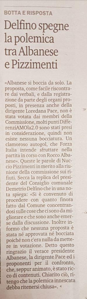 """Nuccio Pizzimenti, su IMU e Tasi, replica, rincarando la dose: Rocco Albanese si è dimostrato un """" Asino Politico """". Il Sindaco Falcomatà mente ai Reggini ! 5"""