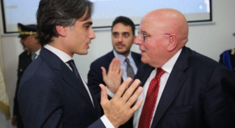 Rifiuti, il Governatore Oliverio, diffida il Sindaco Falcomatà! 1