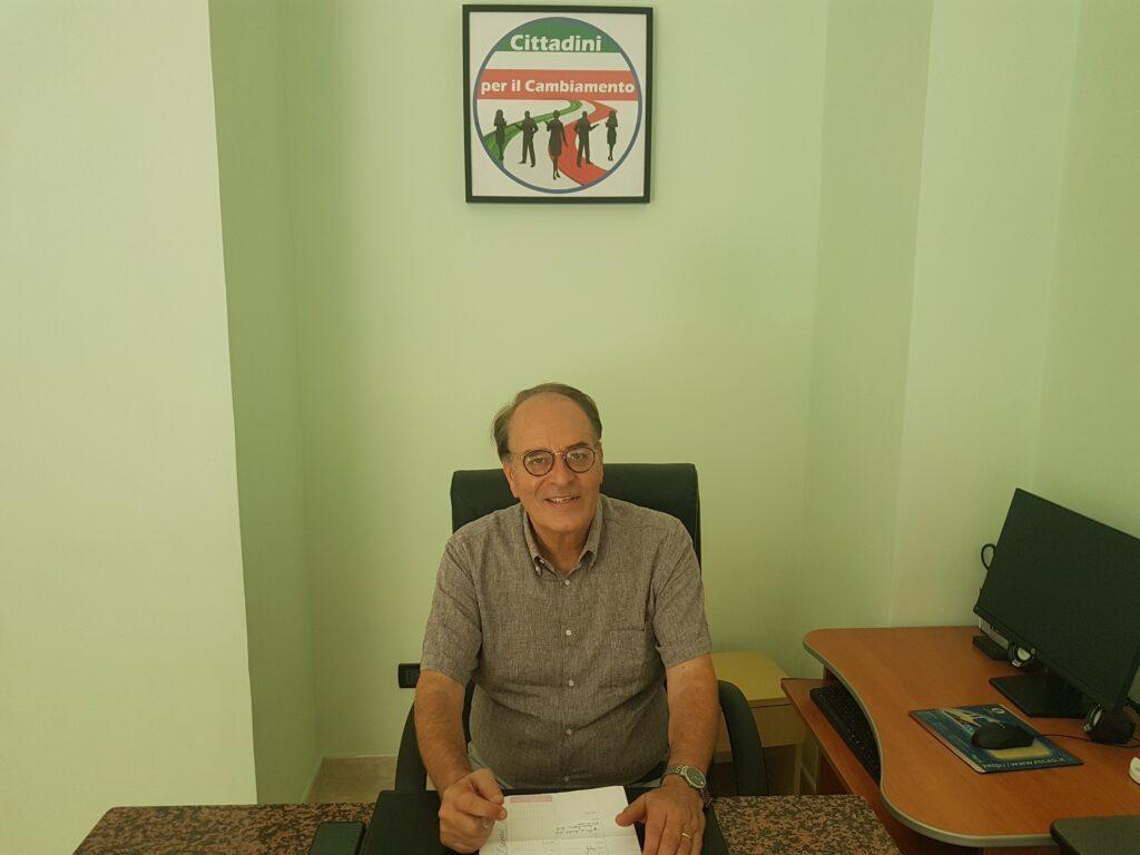 Nuccio Pizzimenti, noi sosteniamo la candidatura a Sindaco di Reggio Calabria dell'Avv. Antonino Minicuci 2