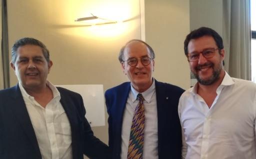 Nuccio Pizzimenti: Antonino Minicuci con le sue qualità e competenze, da Sindaco, farà rinascere la Città di Reggio Calabria. 2
