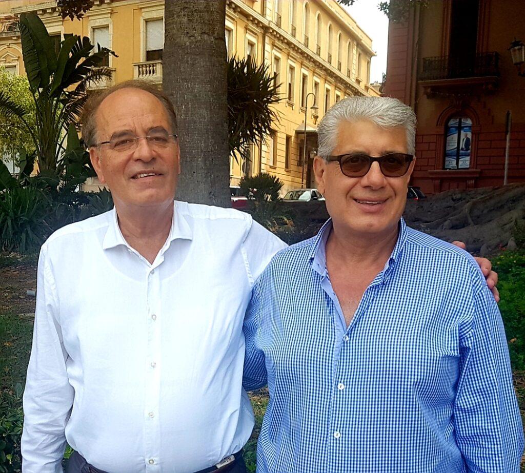 Esprimiamo viva soddisfazione per l'elezione di Antonino Minicuci alla Carica di Consigliere Metropolitano di Reggio Calabria 2
