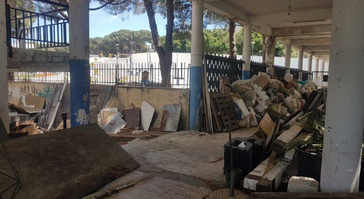 """Pizzimenti """"Cittadini per il Cambiamento"""", inaugurazione Waterfront con annessa spazzatura, con divieto di guardare ad Ovest! 7"""